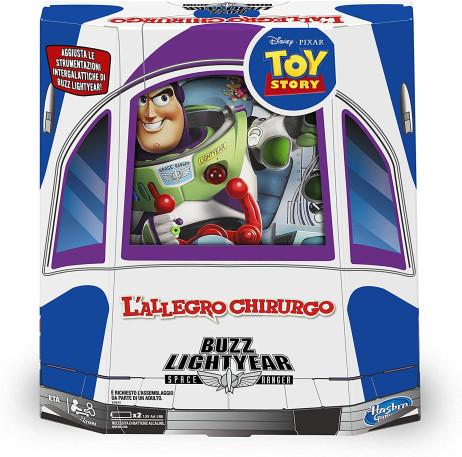 L'Allegro Chirurgo: Buzz Lightyear (gioco in scatola)
