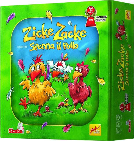 Zicke Zacke Spenna il Pollo