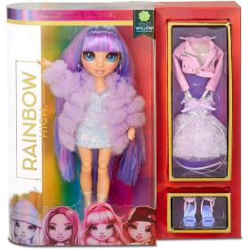 Rainbow High Fashion  Doll- Violet Willow