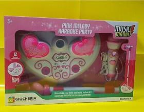 GGI190149 karaoke rosa esclusiva