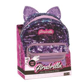 GIRABRILLA MINI BACKPACK KITTY