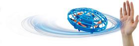 Quadcopter Magic Mover con Controllo a Mano BLU