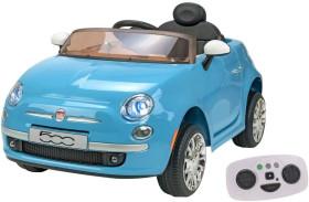 Fiat 500 Auto elettrica CELESTE